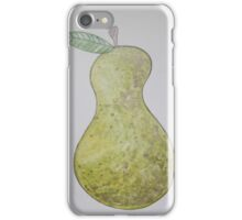 Pretty Pear iPhone Case/Skin