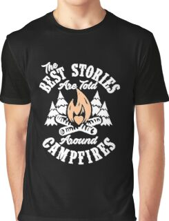 Campfire Stories Graphic T-Shirt