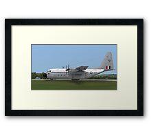 Royal Australian Air Force C-130 Hercules Framed Print