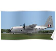 Royal Australian Air Force C-130 Hercules Poster