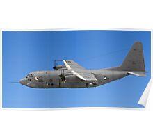 Lockheed AC-130 Gunship (Spectre) Poster