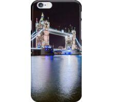 Tower Bridge at Night iPhone Case/Skin