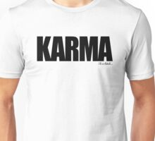 KARMA Problems Unisex T-Shirt