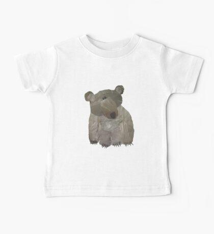 Pablo Polar Bear Baby Tee