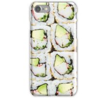 Sushi Rolls iPhone Case/Skin