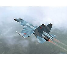 Mig-29a Photographic Print