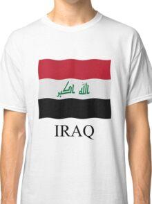 Iraq flag Classic T-Shirt