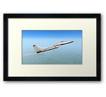 German MiG-29 Framed Print