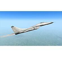 German MiG-29 Photographic Print