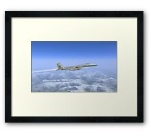 General Dynamics F-16c Framed Print
