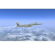 General Dynamics F-16c Photographic Print