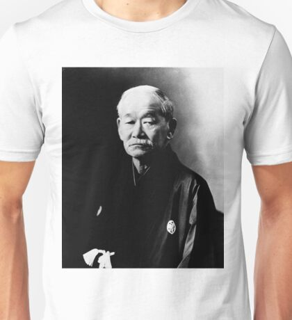Jigoro Kano JUDO Unisex T-Shirt