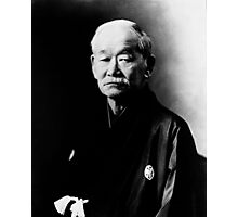 Jigoro Kano JUDO Photographic Print