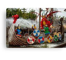 Legoland, Denmark Canvas Print