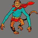 Super Monkey by Megatrip