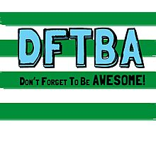 DFTBA! Photographic Print