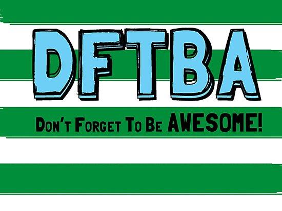 DFTBA! by Britney Beaty
