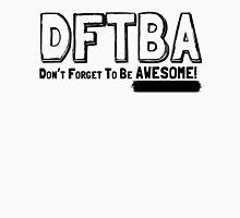 DFTBA! Womens Fitted T-Shirt