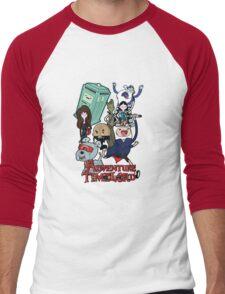Adventure Time-Lord Generation 12 Men's Baseball ¾ T-Shirt