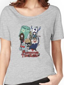Adventure Time-Lord Generation 12 Women's Relaxed Fit T-Shirt