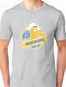 Beer Baron Unisex T-Shirt