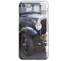 Oldtimer iPhone Case/Skin