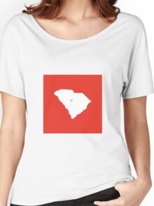 South Carolina Love Women's Relaxed Fit T-Shirt