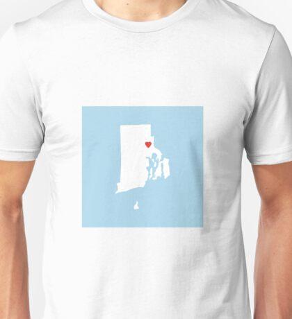 Rhode Island Love Unisex T-Shirt