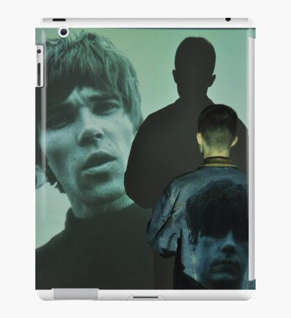 Stone Roses Projection  iPad Case/Skin