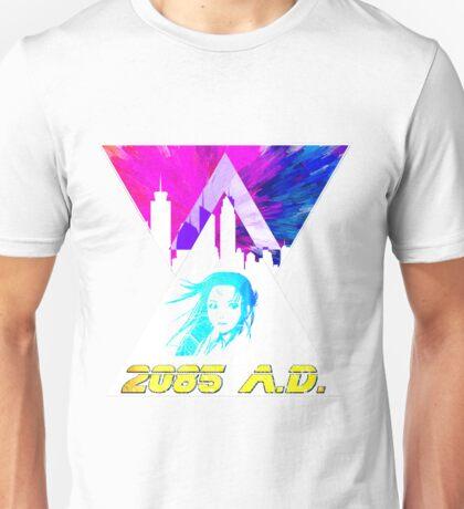 2085 A.D. Unisex T-Shirt