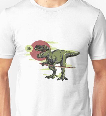 Japanese T-Rex Unisex T-Shirt