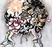Struggle to Both Permeate and Preserve Our Collective Unconscious by Daryll Peirce