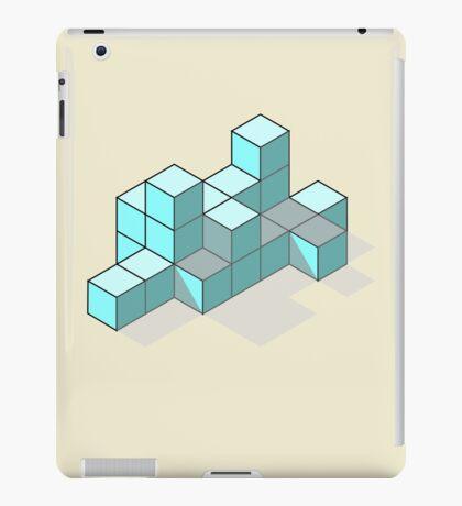 Cubism 01 iPad Case/Skin