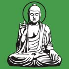 Young Buddha No.1 (2 colors) by MysticIsland