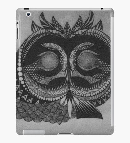 Mandala Owl iPad Case/Skin