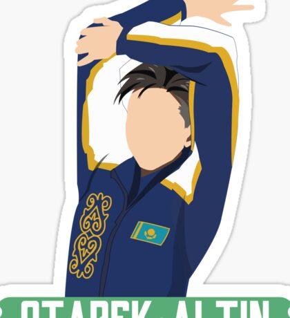 Otabek Altin - Yuri!!! On Ice Sticker