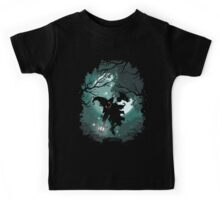 ZELDA TWILIGHT PRINCESS SKULLKID Kids Tee
