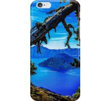 Wizard Island iPhone Case/Skin
