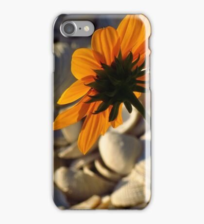 Beauty Of The Beach iPhone Case/Skin