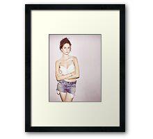 Effy Stonem ~3  Framed Print