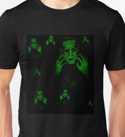 Halloween monster mash Unisex T-Shirt