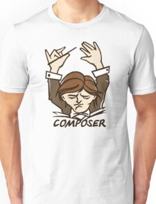 Composer Unisex T-Shirt