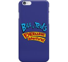 Bill and Ted - Logo iPhone Case/Skin