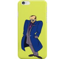 Bill and Ted - Rufus 01 iPhone Case/Skin