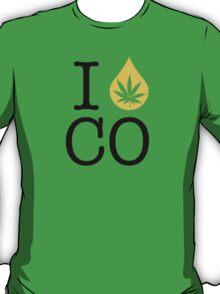 I Dab CO (Colorado) T-Shirt