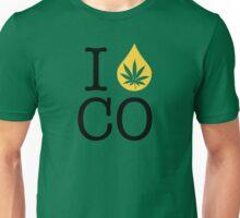 I Dab CO (Colorado) Weed Unisex T-Shirt
