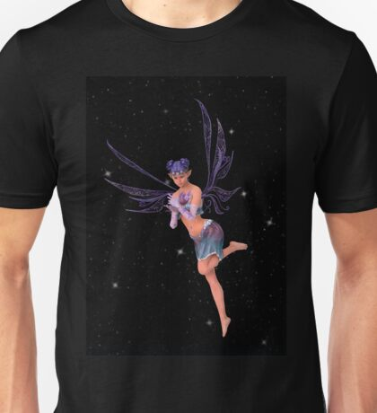 Purple Fairy Unisex T-Shirt