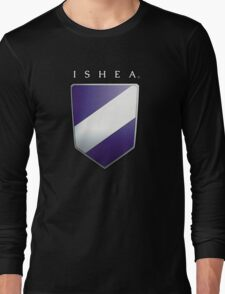 Ishean Coat of Arms Long Sleeve T-Shirt