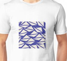 Boats in a Row 2 Unisex T-Shirt