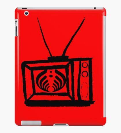Bass TV nectar iPad Case/Skin